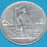2250 ROMANIA 20 LEI 1951 - Moneda Romania