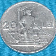 2250 ROMANIA 20 LEI 1951 - Moneda Romania