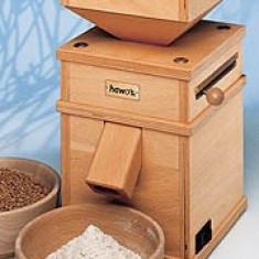 HAWOS QUEEN 1- Moara de cereale, 360W, macina grau, porumb, secara...