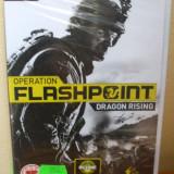 Operation Flashpoint: Dragon Rising (PC DVD) SIGILAT!!! (ALVio) + sute de jocuri originale - Jocuri PC, Shooting, 18+