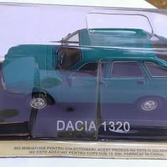 Macheta metal DeAgostini Dacia 1320 Liberta NOUA+revista Masini de Legenda 49 - Macheta auto, 1:43