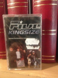 FIVE - KINGSIZE(2001/BMG ARIOLA REC/GERMANY)  - caseta originala/nou/sigilat
