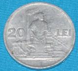 2248 ROMANIA 20 LEI 1951