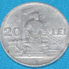 2248 ROMANIA 20 LEI 1951 - Moneda Romania
