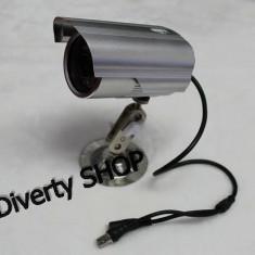 Camera supraveghere cu inregistrare pe card. EXTERIOR SI INTERIOR . DVR CAMERA, Color