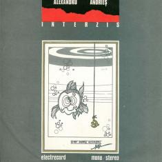 Alexandru Andries - Interzis (Vinyl), VINIL, electrecord