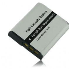 Acumulator Sony NP-BG1 100% compatibil Sony CyberShot DSC-W40 W50 W130 W300 WX10, Dedicat