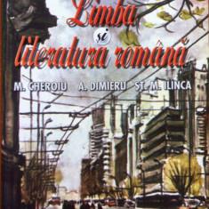 LIMBA SI LITERATURA ROMANA PENTRU CLASA A VII-A - Cheroiu, Dimieru, Ilinca - Culegere Romana, Art