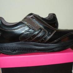 Pantofi sport fiziologici Skechers Shape Ups livrare gratuita - Adidasi barbati Skechers, Marime: 46, Culoare: Maro, Piele naturala