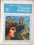 ULTIMUL MOCHICAN de JAMES FENIMORE COOPER VOLUMUL 1, Alta editura, 1979