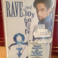 PRINCE - RAVE UN 2 THE JOY FANTASTIC(1999/BMG REC) -caseta originala/nou/sigilat - Muzica Pop ariola, Casete audio
