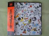 LED ZEPPELIN - Led Zeppelin III - C D Original Made In Japan NOU