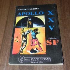 DANIEL WALTHER - APOLLO XXV . sf. science fiction - Carte SF