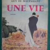 UN VIE - Guy de Maupassant - Carte in franceza