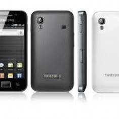 Samsung Galaxy Ace GT S5830 - Telefon mobil Samsung Galaxy Ace, Negru, Neblocat