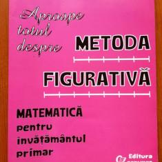 APROAPE TOTUL DESPRE METODA FIGURATIVA - Oanea, Dudau, Stefanica - Culegere Matematica