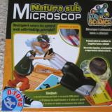 Joc Natura Sub Microscop