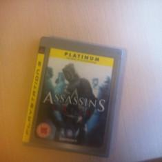Assassin's Creed 1 PS 3 - PLATINUM - Jocuri PS3 Ubisoft, Actiune, 16+, Single player