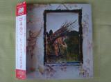 LED ZEPPELIN - Led Zeppelin IV - C D Original Made In Japan NOU