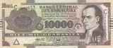 Bancnota Paraguay 10.000 Guaranies 2004 - P224a UNC