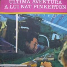 Ultima aventura a lui Nat Pinkerton - Doru Davidovici , 1975