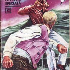 MISIUNE SPECIALA de I. M. STEFAN - Carte educativa