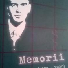 SERBAN MILCOVEANU MEMORII 2008 624PAG MISCAREA LEGIONARA LEGIONAR LEGIONARI CZC - Istorie