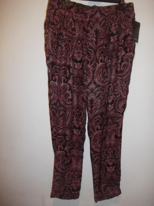 Pantaloni Zara matase naturala