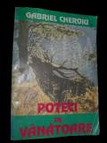 Gabriel Cheroiu, Poteci de vanatoare,(vanatoare), Trei