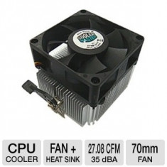 Vand Cooler ORIGINAL STOCK pentru procesor SOCKET AM2