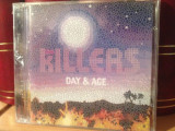 THE KILLERS - DAY &  AGE (2008/ISLAND REC/GERMANY) -ALTERNATIV - CD  NOU/SIGILAT, universal records