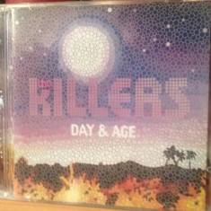 THE KILLERS - DAY & AGE (2008/ISLAND REC/GERMANY) -ALTERNATIV - CD NOU/SIGILAT - Muzica Rock universal records