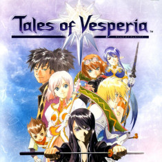 JOC XBOX 360 TALES OF VESPERIA ORIGINAL PAL / STOC REAL / by DARK WADDER, Arcade, 12+, Single player