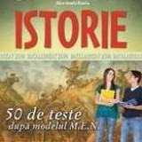 ISTORIE. BACALAUREAT 2014. 50 DE TESTE DUPA MODELUL MEN
