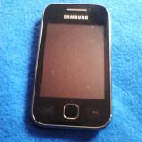 Samsung Young GT 5360 - Telefon mobil Samsung Galaxy Y, Gri, Neblocat