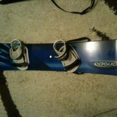 Placa Snowboard OXYGEN COSMO 153 + LEGATURI + BOOTS nr. 42 - Placi snowboard