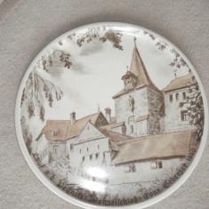 FARFURIE din ceramica PICTATA MANUAL - suvenir GERMANIA (Bavaria)