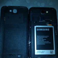 Samsung galaxy note 2 - Telefon mobil Samsung Galaxy Note 2, Gri, 16GB, Neblocat