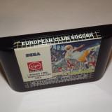 Joc SEGA Megadrive - European Club Soccer