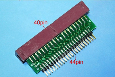 Adaptor ide hdd 44pin 2.5 to 40pin 3.5 ide foto