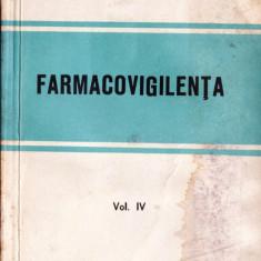 FARMACOVIGILENTA VOL. IV (1973) - Carte Farmacologie