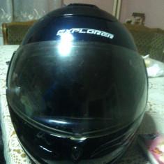 Vand casca motocicleta cu suport de camera, S