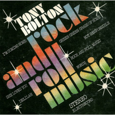 Tony Bolton - Rock And Roll Music (Vinyl) - Muzica Rock & Roll electrecord, VINIL