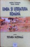 LIMBA SI LITERATURA ROMANA PENTRU TESTAREA NATIONALA - Costache,  Ionita, Art