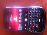 Vand BlackBerry 9000+casti noi+incarcator