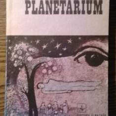 Carte - Cristian Tudor Popescu - Planetarium - Roman, Anul publicarii: 1987