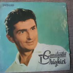 Constantin Draghici nicio dragoste ca n prima zi disc single vinyl muzica pop, VINIL, electrecord