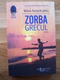 N. KAZANTZAKIS - ZORBA GRECUL (Humanitas, 2011). Traducere integrala lb greaca