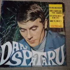 dan spataru Giramondo disc single vinyl muzica pop usoara slagare anii 60