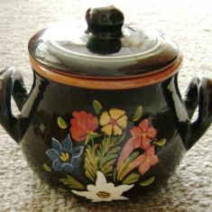 Cutie bijuterii - ceramica Germania - marcata